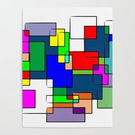 Flashback Colour Poster