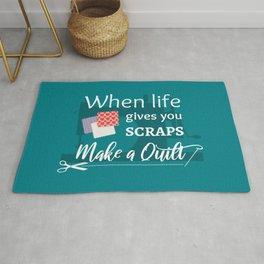 Make A Quilt Rug