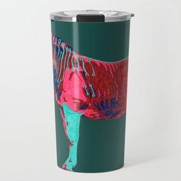 Electric Quagga Travel Mug