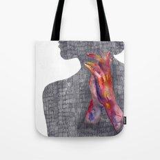 Hands #3 Tote Bag