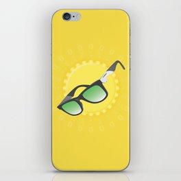 An ultimate summer gadget iPhone Skin
