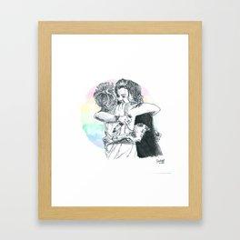 Larry Hug 2015 Framed Art Print