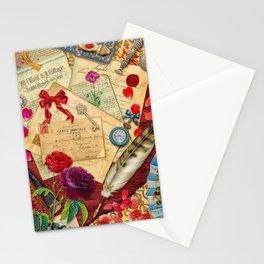 Vintage Love Letters Stationery Cards