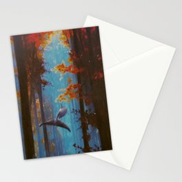 Into the Fall Stationery Cards