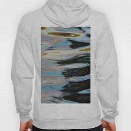 Abstract Water Surface Hoody