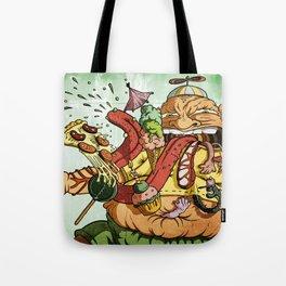 Adriansito Tote Bag