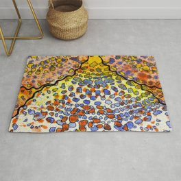 3, Inset A Rug