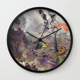 Ambient Wall Clock