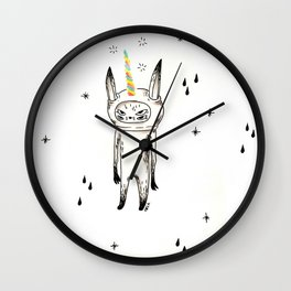 Friday is coming! Wall Clock