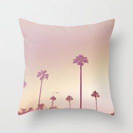 A day in Cali Throw Pillow