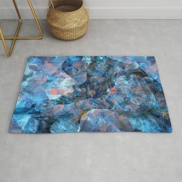 But For The Grace Of God Rug