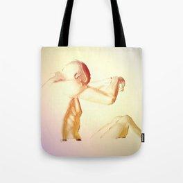 Paralyzed Paradise Tote Bag