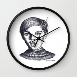 twiggy Wall Clock