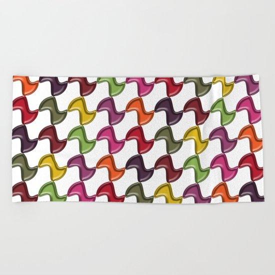 Pattern #45 Beach Towel
