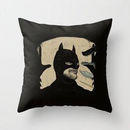 Super Hero 07 Throw Pillow