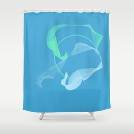 For the baby Shower Curtain