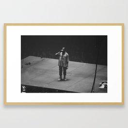 Ye I Framed Art Print