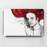 in the flesh iPad Cases featuring in the flesh by agnes-cecile