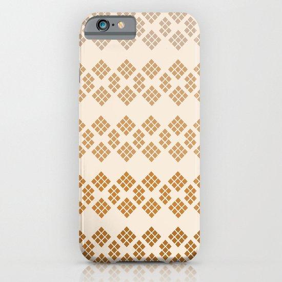 Gold Diamonds iPhone & iPod Case