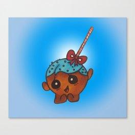 Cutie Cake Pop Canvas Print