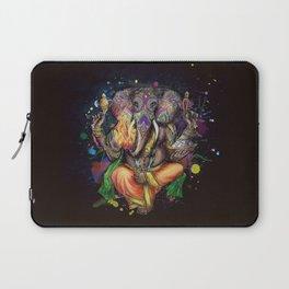 Colorful Ganesh Laptop Sleeve