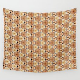 Sinless Ponce Pattern Wall Tapestry