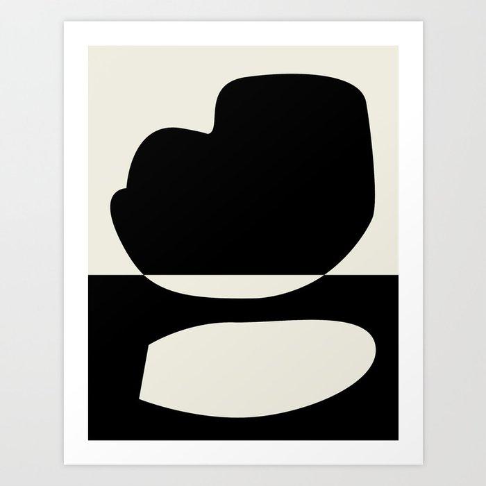 // Reverse 01 Art Print