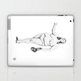 Hitchhiking Dot Laptop & iPad Skin