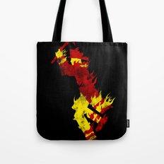 literal fireman Tote Bag