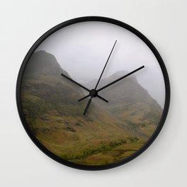 Into the Glen(Coe) part i Wall Clock