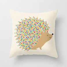 Proud To Be Me Throw Pillow
