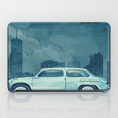 Old zaz iPad Case
