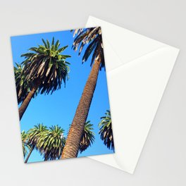 Peaceful Palms Stationery Cards