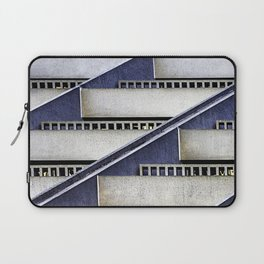 High Rise Abstract Laptop Sleeve
