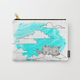 Sky Cat Carry-All Pouch