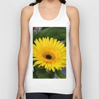 sunshine Tank Tops featuring Sunshine  by IowaShots