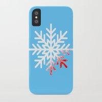 fargo iPhone & iPod Cases featuring Fargo by Brian Walker