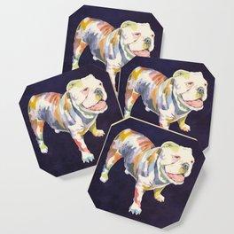 English Bulldog Coaster