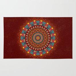 Crystalline Harmonics - Tribal Rug