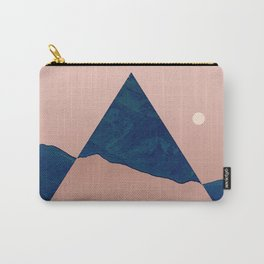 Triangle - Opposite Carry-All Pouch