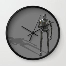 K2-S0 Wall Clock