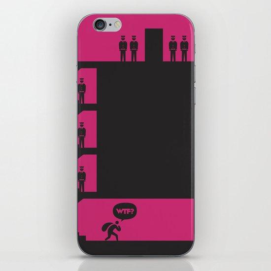 WTF? Close! iPhone & iPod Skin