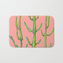 Three Amigos Cacti Bath Mat