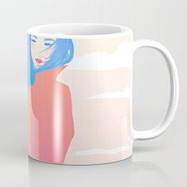 Girl with Horns Coffee Mug