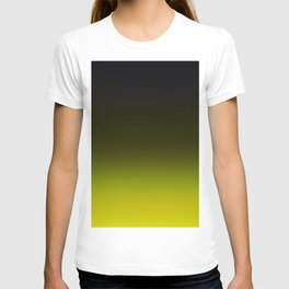 Ombre Yellow T-shirt