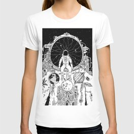 The Dreamer (B/W) T-shirt