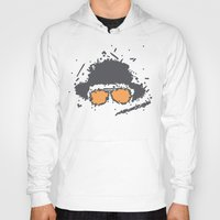 fear and loathing Hoodies featuring Fear and Loathing in Las Vegas by Jacob Wise