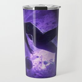 In the depth of self-discovery Travel Mug