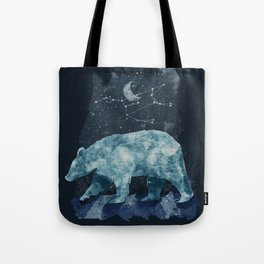 The Great Bear Tote Bag