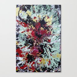 Hell to Pay Canvas Print